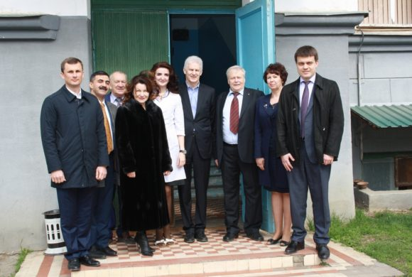 17 марта 2016 года визит Помощника Президента России Андрея Фурсенко