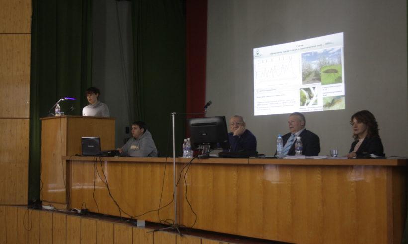 Отчетная сессия ФГБНУ ВНИИБЗР по итогам НИР за 2016 год и планы на 2017 год