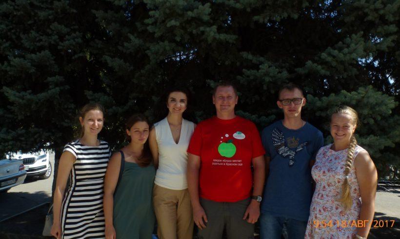 Сотрудники ФГБНУ ВНИИБЗР приняли участие в семинаре «Биологизация системы защиты сада – перспективное направление технологии защиты»