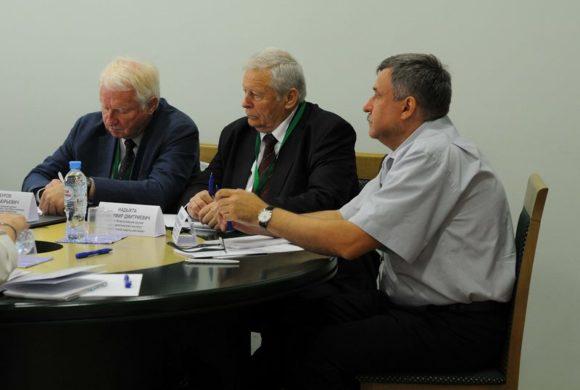Представитель Института принял участие в работе круглого стола в ГНУ «Институт микробиологии НАН Беларуси»