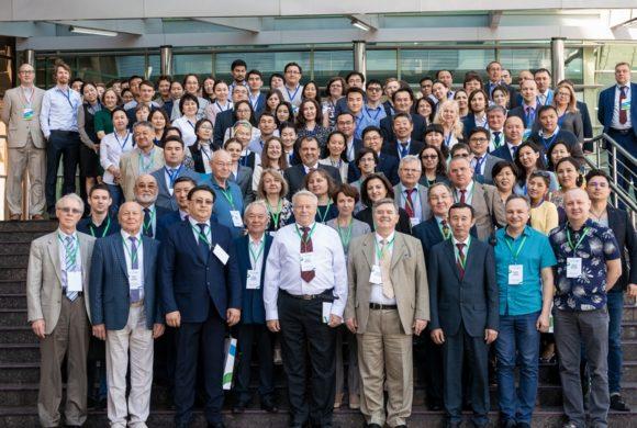 Международный симпозиум «Астана Биотех 2018»