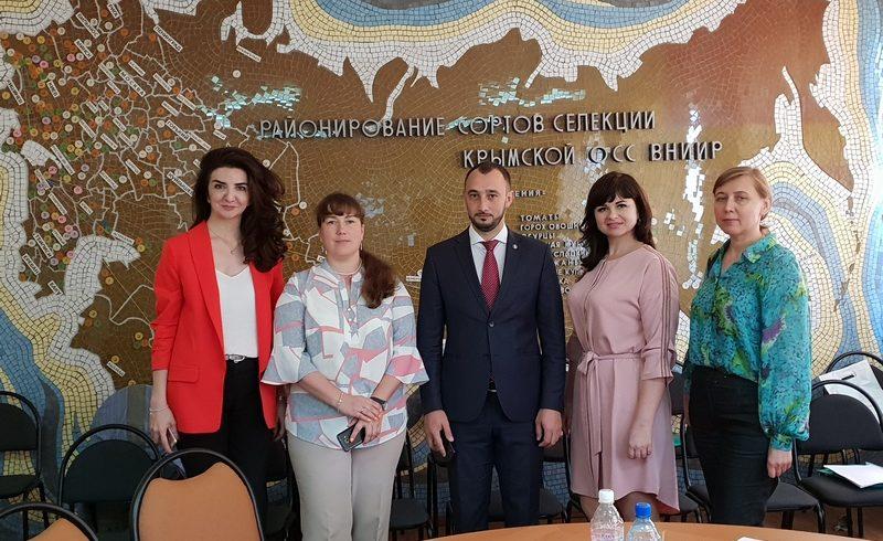 Участие сотрудников ФГБНУ ВНИИБЗР в расширенном выездном ученом совете ВИР