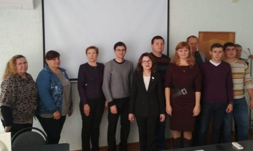 Ведущие сотрудники ВНИИБЗР приняли участие в обучающем семинаре для агрономов по защите растений