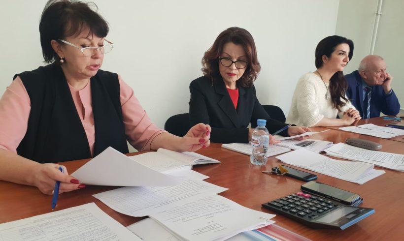 В ФГБНУ  ВНИИБЗР прошло заседание Ученого Совета по выдвижению кандидатов на должность руководителя