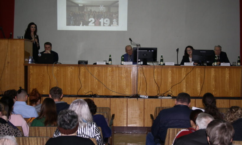 В  ФГБНУ ВНИИБЗР состоялась отчетная сессия