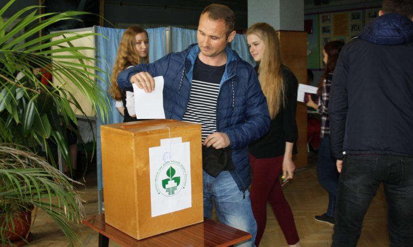 Результаты голосования выборов руководителя ФГБНУ ВНИИБЗР