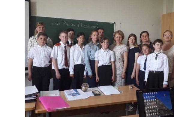 Сотрудники ФГБНУ ВНИИБЗР приняли участие в оценке работ школьников