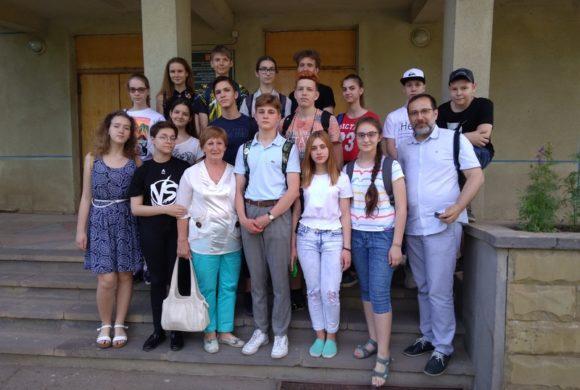 «Малая академия» посетила ФГБНУ ВНИИБЗР