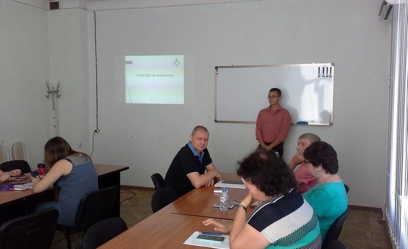 В ФГБНУ ВНИИБЗР состоялась отчётная сессия  отдела аспирантуры и образовательной деятельности  по итогам НИР за первое полугодие 2019 года