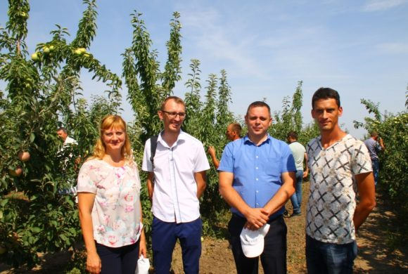 Участие сотрудников ВНИИБЗР в семинаре «Сравнительная характеристика химической и интегрированной систем защиты сада»