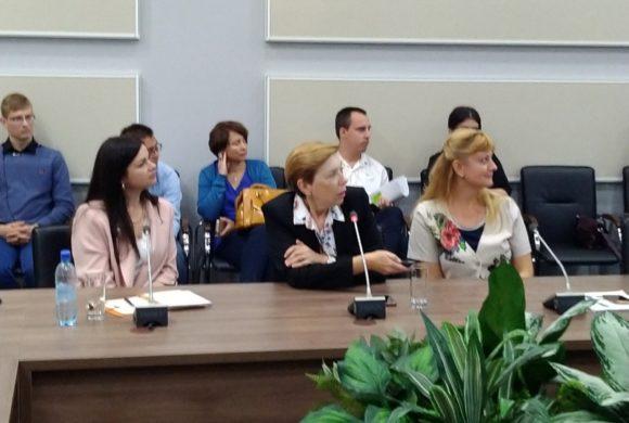 Сотрудники ФГБНУ ВНИИБЗР приняли участие в круглом столе в рамках Агропромышленной выставки «Кубанская ярмарка»