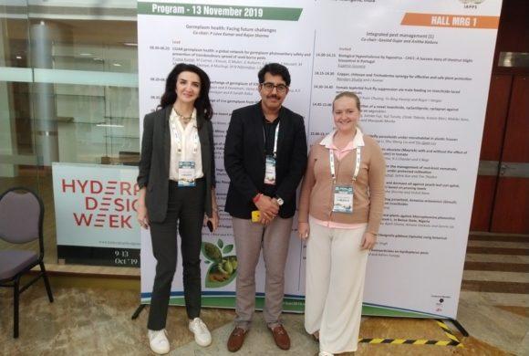 Сотрудники института приняли участие в Международном конгрессе
