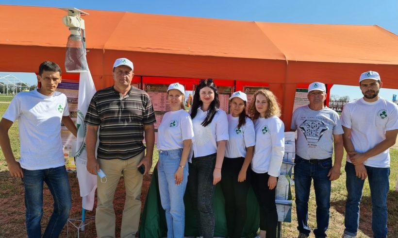 Сотрудники ФГБНУ ВНИИБЗР приняли участие в XX агропромышленной выставке-ярмарке «Золотая Нива»
