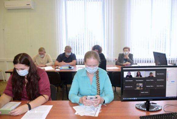 2  октября 2020 г. во ФГБНУ ВНИИБЗР состоялось онлайн совещания по подведению итогов Дня БиоПоля 2020 г.