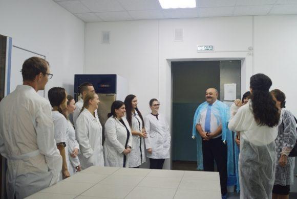 ФГБНУ ВНИИБЗР посетили руководители ФГБУН «НИИСХ Крыма»